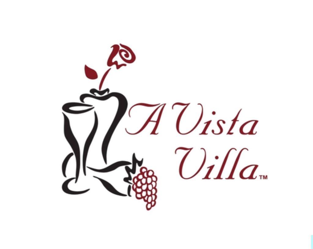 Vista Villa Animated Logo - Designed by Red Wagon Studio