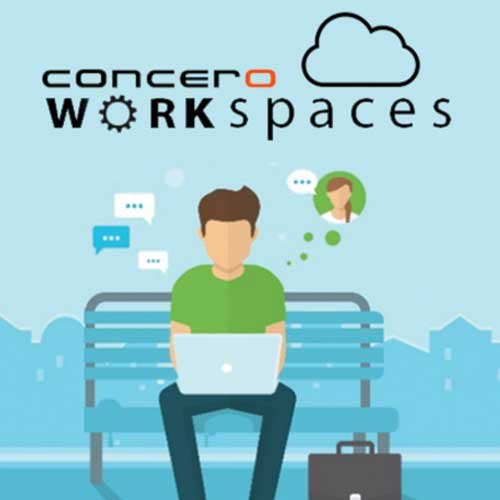 Concero Workspaces - YouTube Production With Red Wagon Studio