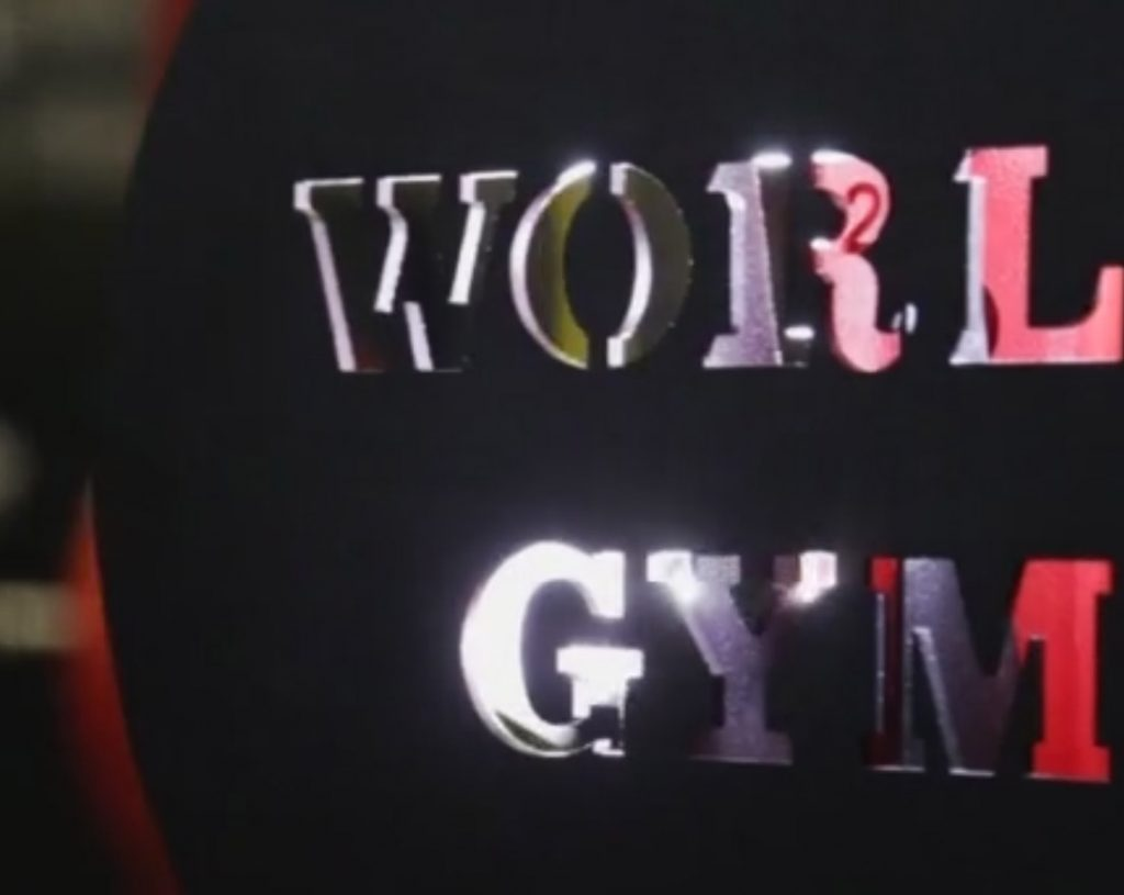 World Gym Promo Video - Produced by Red Wagon Studio