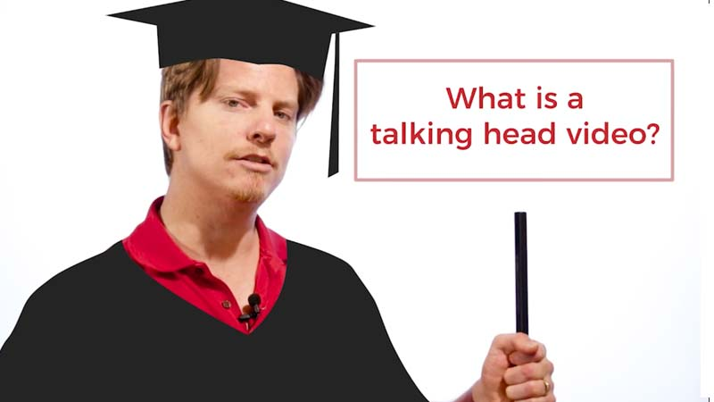 How Talking Head Videos Benefit Your Business